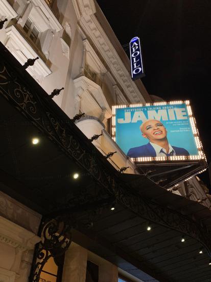 Jamie Musical Apollo Theatre