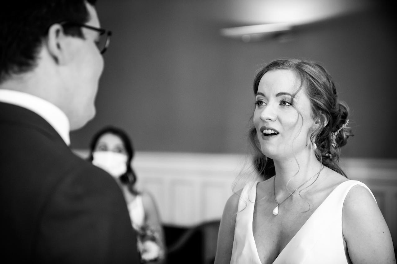 Georgia Gray singing at my own wedding
